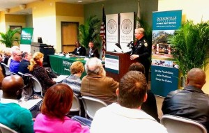 Jacksonville Sheriff John Rutherford