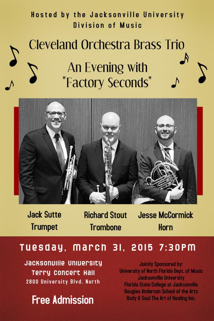 Cleveland Brass Trio