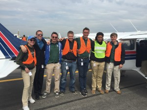 JU Flight Team members are preparing for the National Intercollegiate Flying Association's (NIFA) Safety and Evaluation Conference (SAFECON)